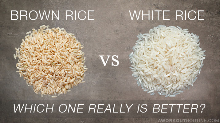 Which Type Of Rice Is Healthier?
